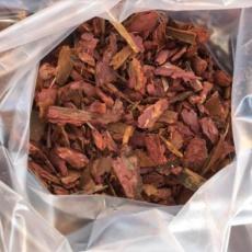 Кора лиственницы и сосны